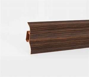 Sockelleisten Mit Kabelkanal : 2 5m sockelleisten fussleisten aus kunststoff mit kabelkanal 52x28mm laminat ebay ~ Orissabook.com Haus und Dekorationen