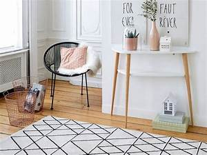 scandinave a collection of ideas to try about home decor With tapis noir et blanc