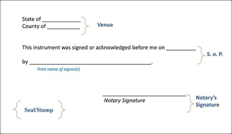 Notary Images Related Keywords Suggestions For Notary Exles