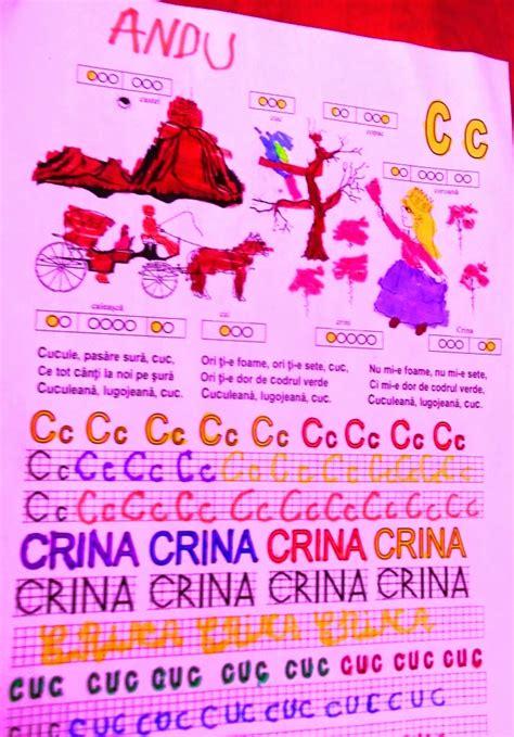Clasa NoastrĂ Povestea Literei C