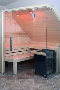 Gebrauchte Sauna Kaufen : sauna unter einer dachschr ge apart sauna ihre individuell geplante sauna f r zuhause vom ~ Whattoseeinmadrid.com Haus und Dekorationen