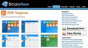 Pdf Impress User Manual And Screenshots Slideshow Were