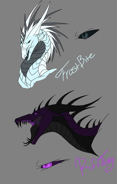 Wings Of Fire Ocs By Kaezerscooter On Deviantart