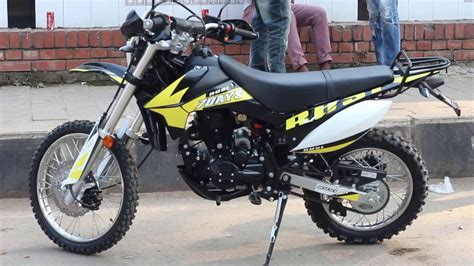 Rusi Motard Motorcycles