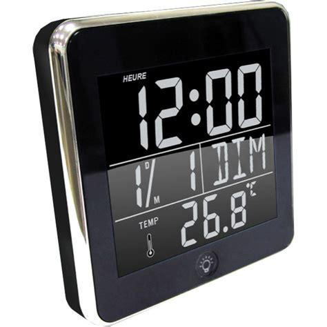 horloge murale digitale design 28 images horloge digitale pour la table achat vente horloge