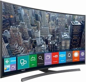Tv Samsung 55 Pouces : samsung smart tv 55 pouces incurv djibouti ~ Melissatoandfro.com Idées de Décoration
