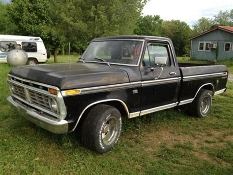 sell used 1974 ford f100 ranger xlt in milford