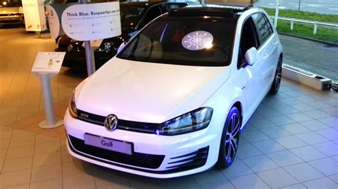 volkswagen golf vii 7 gtd 2015 in depth review interior exterior