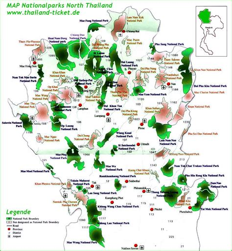 thailand preise fuer nationalparks werden angehoben mojo