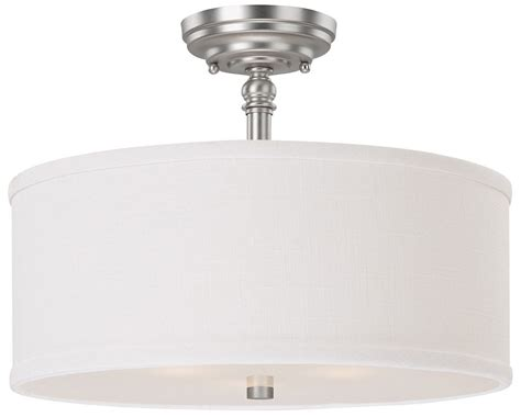 capital lighting 3923mn 480 loft transitional semi flush