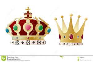 King and Queen Crown Sets