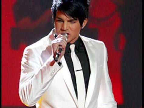 adam lambert feeling good adam lambert quot feeling good quot american idol 2009 hq studio