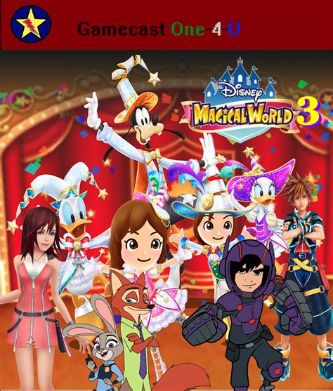 Disney Magical World 3 By Adamry On Deviantart