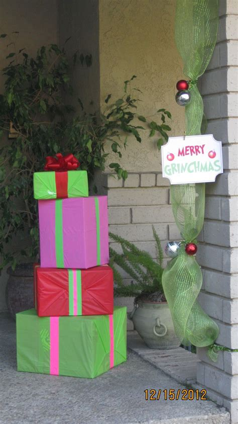 grinchmas decorations 17 best images about grinch who stole