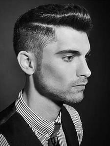 side undercut hairstyle men