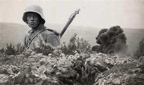 Der Erste Weltkrieg in Europa Truppendienst