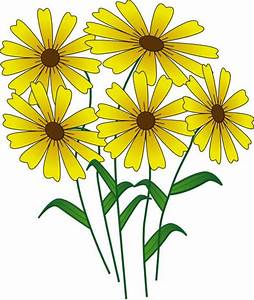 March flowers clip art clipart