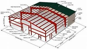 Structural Steel Buildings - Trotter General Contracting Inc.