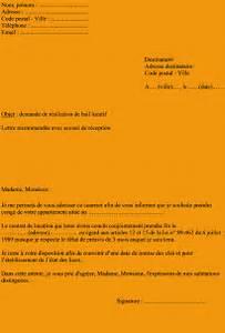 9+ exemple de préavis lettre administrative