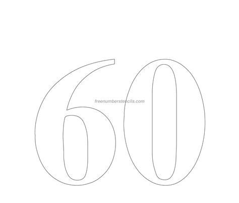huge  number stencil freenumberstencilscom