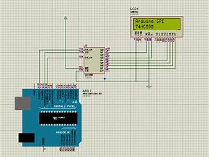Arduino Project Alphanumeric Lcd With Shift Register
