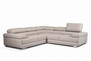 contemporary sofa upholstered in grey thick italian With contemporary grey sofa bed