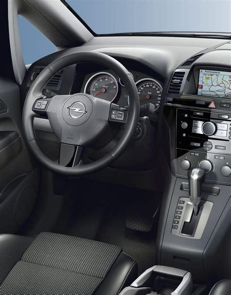 Opel Zafira Interior by Opel Zafira 2008 Interior Autovit Ro