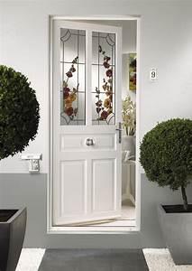 imposte pvc sur mesure cobtsacom With porte d entrée pvc avec robinet mural salle de bain castorama