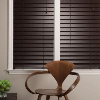 wood blinds home depot 17 best ideas about faux wood blinds on white