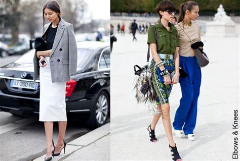 la jupe crayon comment la porter tendances de mode