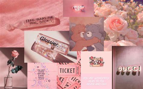 pink aesthetic desktop wallpaper in 2020 aesthetic