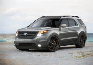 escape white with black rims on white 2015 ford explorer blacked out - Ford Explorer Blacked Out