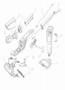 Electrolux Zb5012  90315230201  Vacuum Cleaner Complete Appliance Spare Parts Diagram