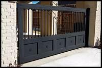 fence gate design Metal Fence Gate Designs • Fences Ideas