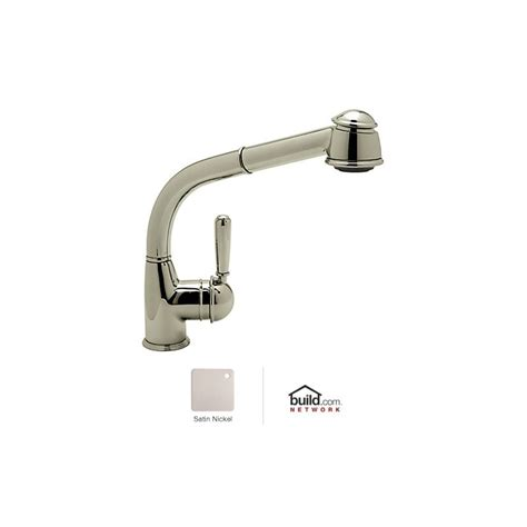 country kitchen faucets faucet r7903lmstn in satin nickel by rohl 2796