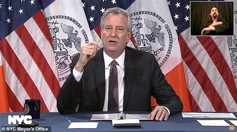 NYC Mayor Bill de Blasio says 'everything named after ...