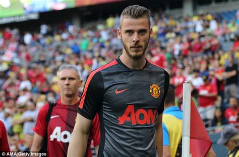 Manchester United Fears Of Losing David De Gea This Summer