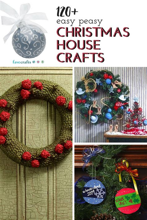 easy christmas crafts  adults easy christmas