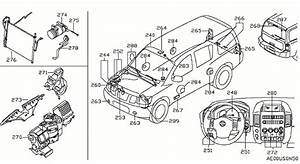 2000 Nissan Xterra Parts Diagram