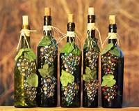 decorating wine bottles 25 CREATIVE WINE BOTTLE DECORATION IDEAS FOR THIS ...