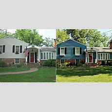 9 Incredible Home Exterior Makeovers  Coldwell Banker