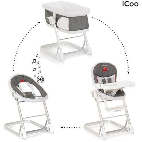 chaise haute qui fait transat chaise haute icoo grow with me 1 2 3 poussette com