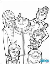 Gru Despicable Coloring Pages Giant Iron Neighbor Printable Thy Minions Sheets Minion Print Hellokids Garbage Pail Colouring Fun Movie Sports sketch template