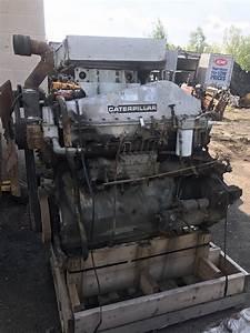 Caterpillar Cat 1674 Diesel Truck Engine Workshop Manual