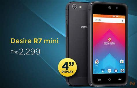 cherry mobile desire  mini full specs price features