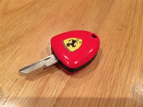 Replica Ferrari Keys Page 12