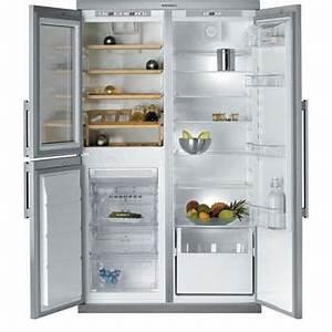 Refrigerateur Congelateur Americain : r frig rateur am ricain de dietrich pss300 achat vente ~ Premium-room.com Idées de Décoration