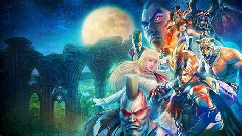 Collection of new Tekken HD Wallpapers - All HD Wallpapers