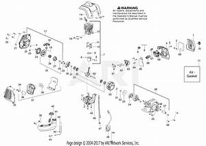 Poulan Pp338pt Gas Trimmer Parts Diagram For Engine