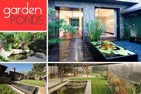 garden ponds design ideas inspiration